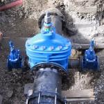 Water Mains Installation